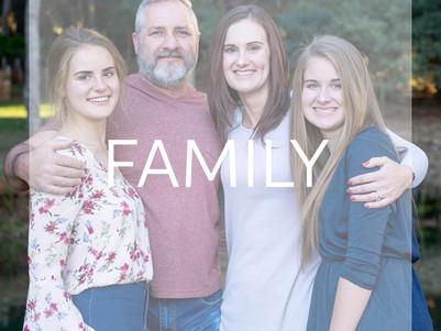 FAMILY | Jurie, Janine, Gené & Claudia