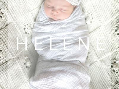 NEW BORN | Helene
