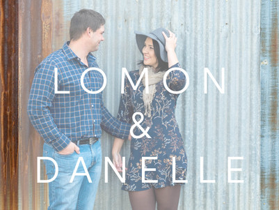 ENGAGEMENT | Lomon & Danelle