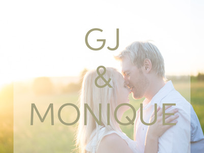 ENGAGEMENT | Monique & GJ