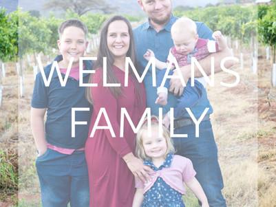 FAMILY | Welmans Family