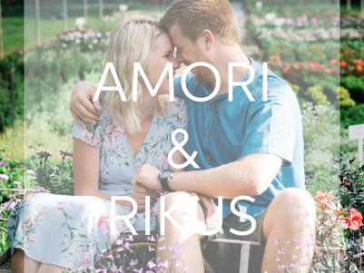 ENGAGEMENT   Amori & Rikus