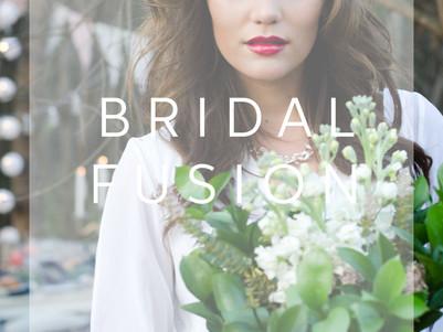 STYLED SHOOT | Bridal Fusion