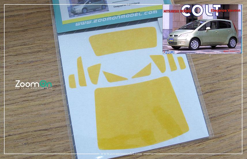 ZD068 Window & light painting masks Mitsubishi Colt