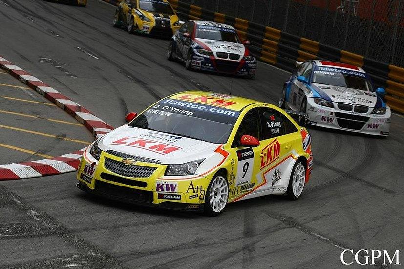 SK24014 Chevrolet Cruze WTCC 11 Macau GP #9