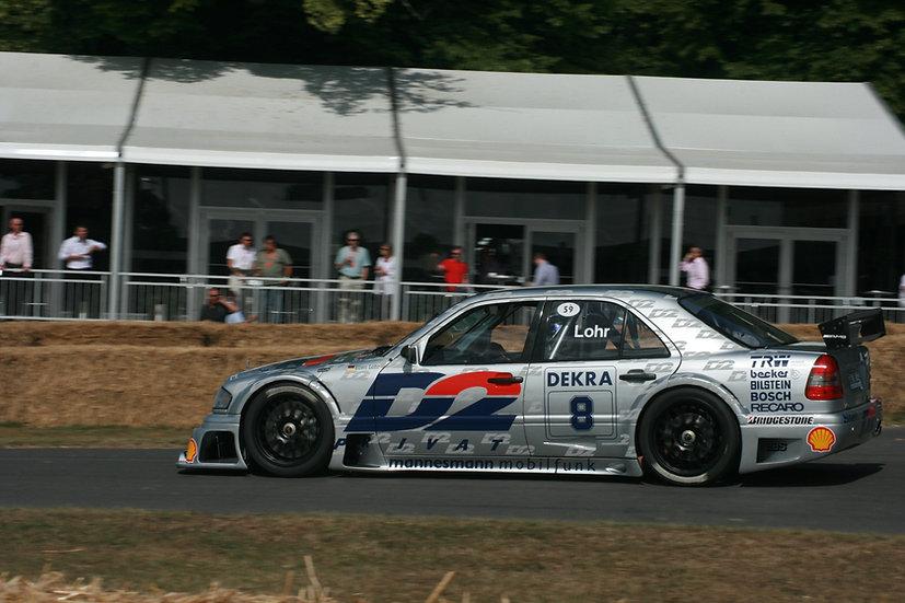 SK24127 AMG Mercedes C-Class DTM D2