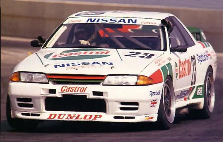 SK24041 Nissan Skyline GT-R Macau Guia 90 Castrol