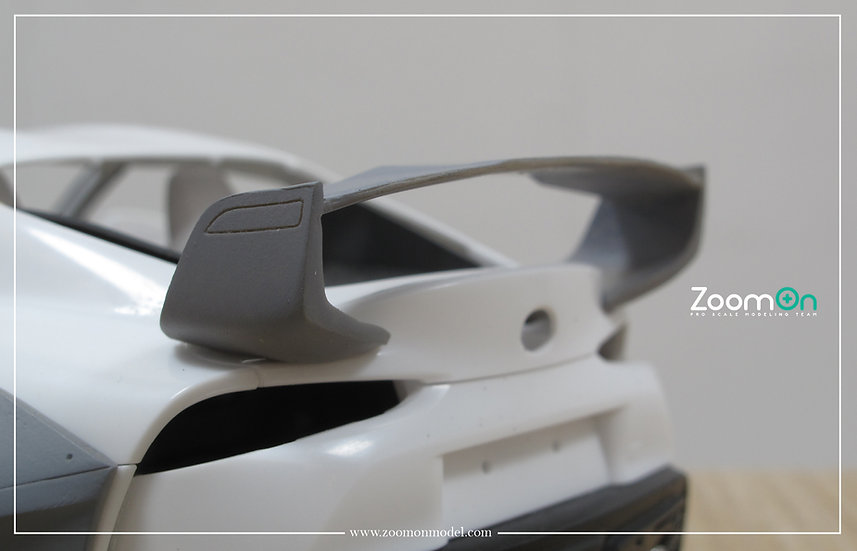 Z099 Supra A90 Wing
