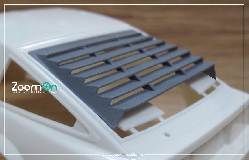 Z066 300ZX Rear window louver