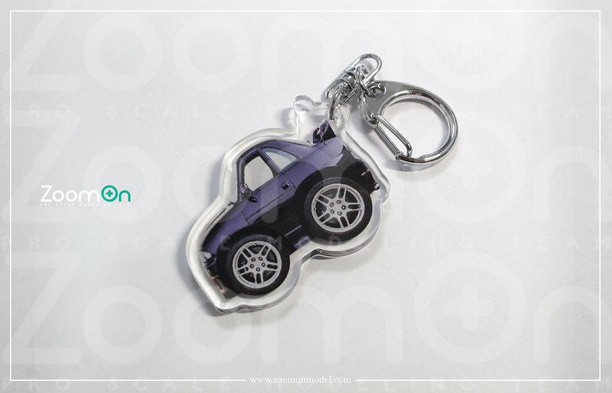 ZA014 Nissan GTR 33 Q Keychain