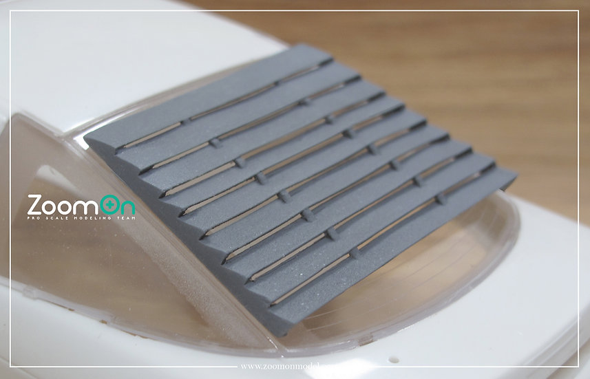 Z068 180SX Rear window louver