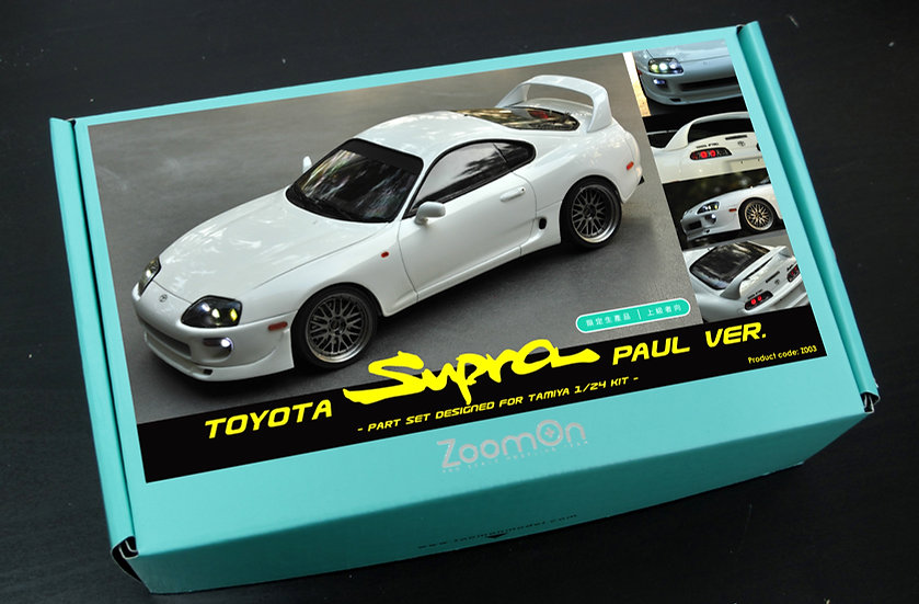 Z003 Toyota Supra(JZA80) Paul part set