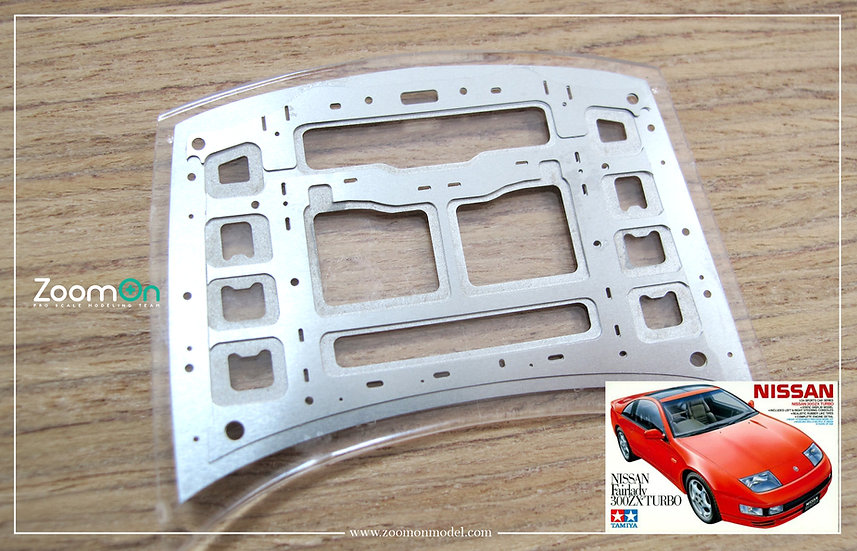 ZD079 Nissan Fairlady 300ZX hood structure