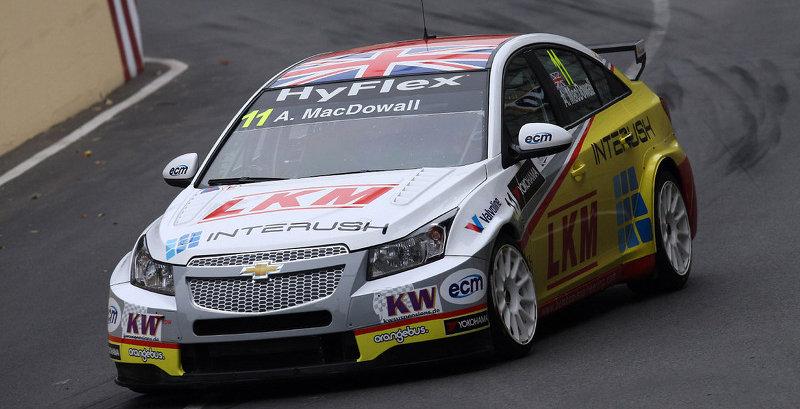 SK24012 Chevrolet Cruze WTCC 12 Macau GP #20