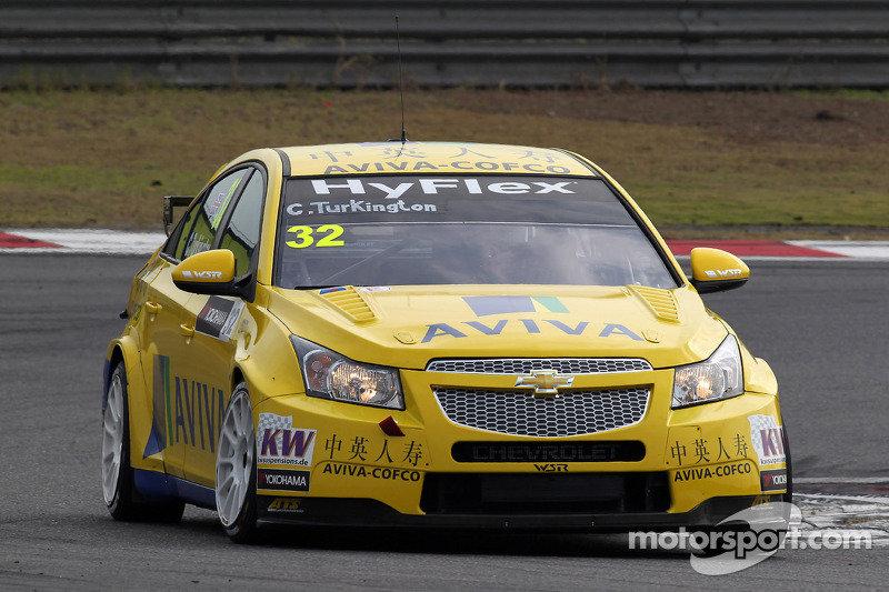 SK24015 Chevrolet Cruze WTCC 12 Shanghai GP #32
