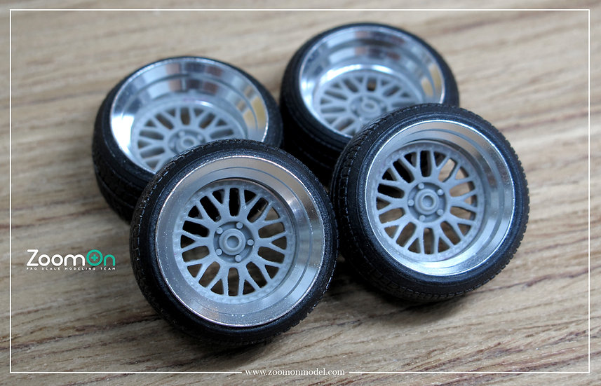 ZR038 Work Meister M1 rim set