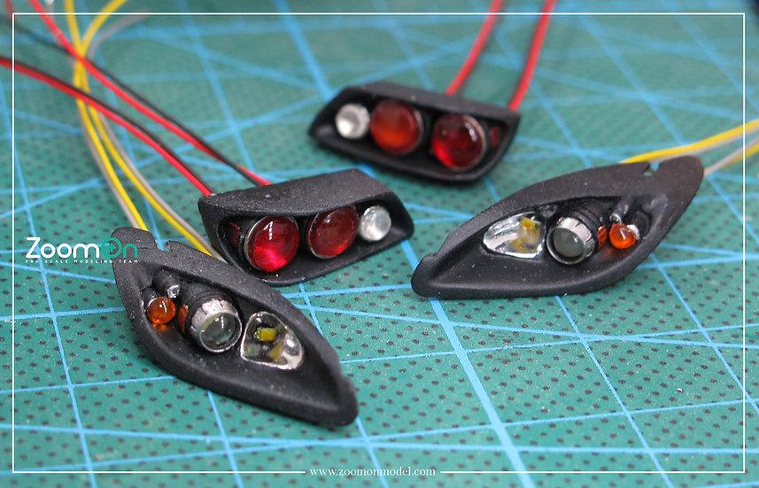 Z050 S2000 AP2 light set