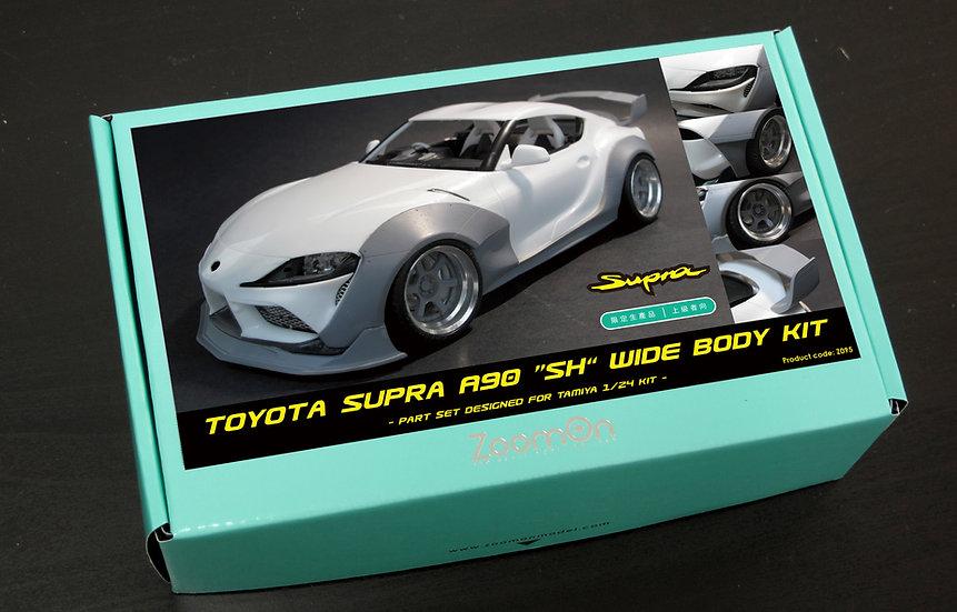 Z095 Toyota Supra A90 ''SH'' wide body kit