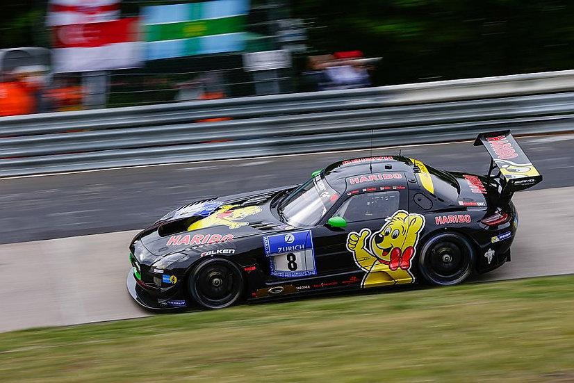 SK24079 Mercedes AMG GT Blancpain 17 Haribo