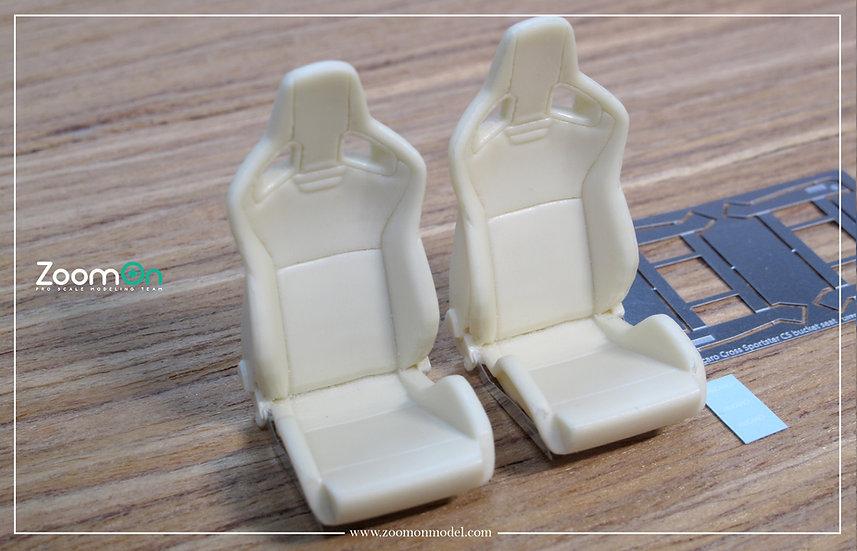 Z103 Recaro Cross Sportster CS bucket seat