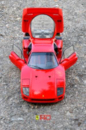 1/24 Tamiya F40, zoomon, zoomonmodel, F40, model car, tamiya, 1/24