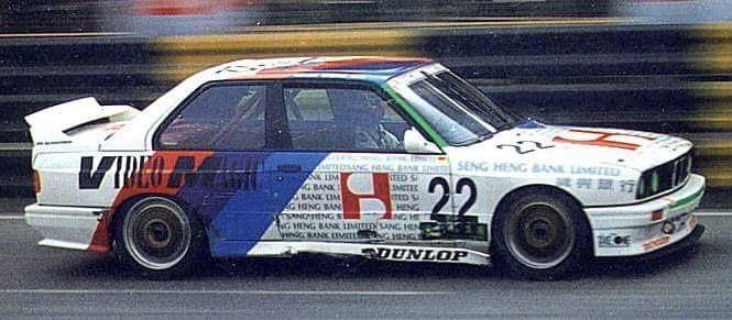 SK24055 BMW M3 E30 Macau Cup 1991 #22