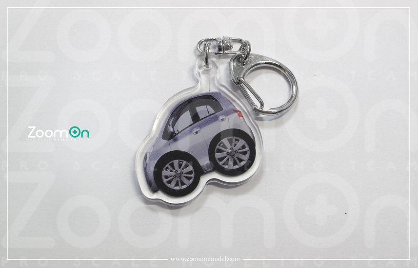 ZA013 Toyota Yaris NCP91 Q Keychain