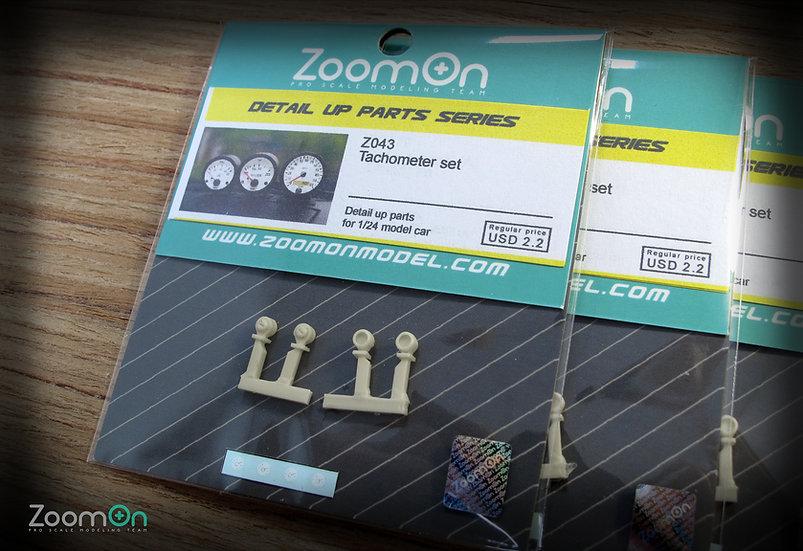 Z043 Tachometer set