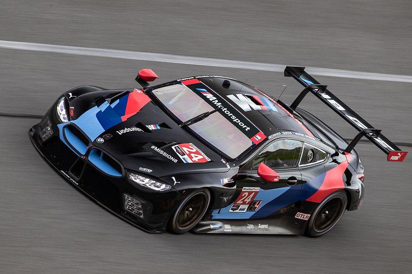 SK24126 BMW M8 GTE WeatherTech SportsCar Championship Rolex 24 at Daytona 2020