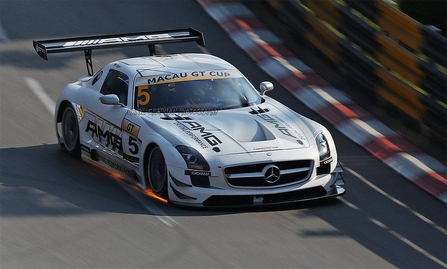SK24008 Benz SLS AMG GT3 Macau GT Cup 14 #5