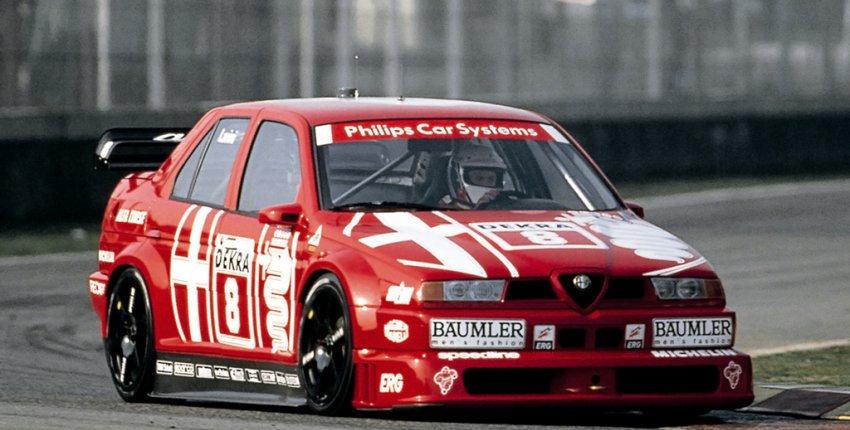 SK24128 Alfa Romeo 155 V6 TI