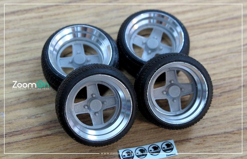ZR041 SSR MK2 rim set