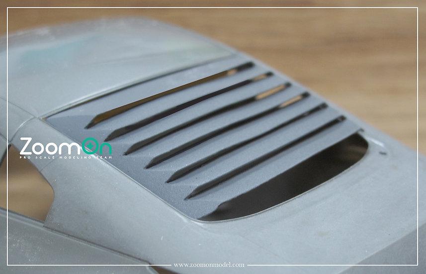 Z067 350Z Rear window louver