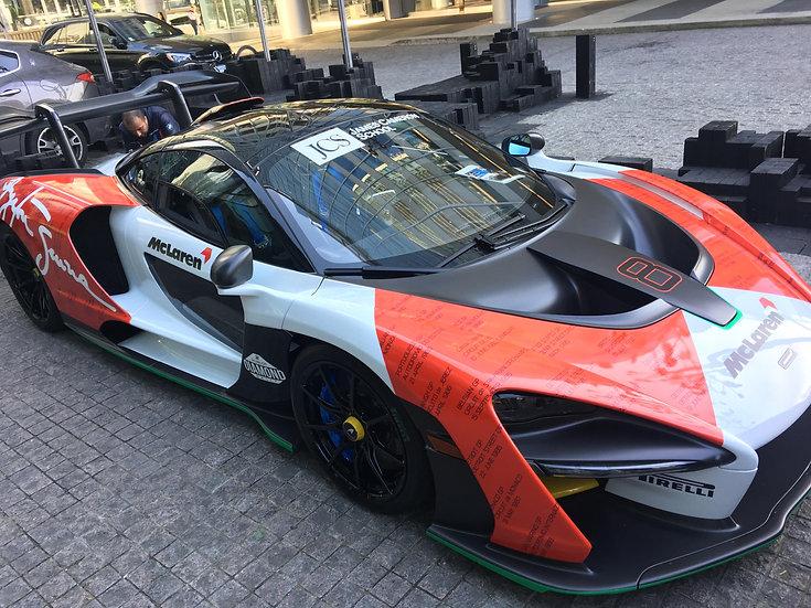 SK24129 McLaren SENNA Dress Up Decal Set