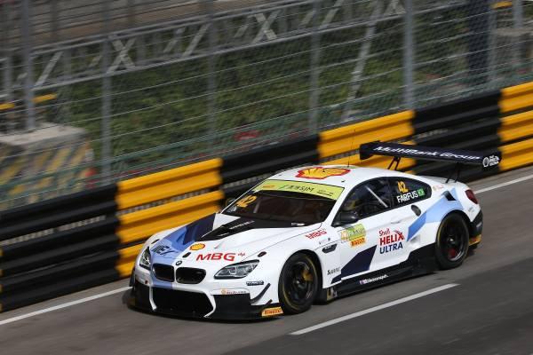 SK24109 BMW M6 GT3 FIA GT World Cup Macau 19 #42
