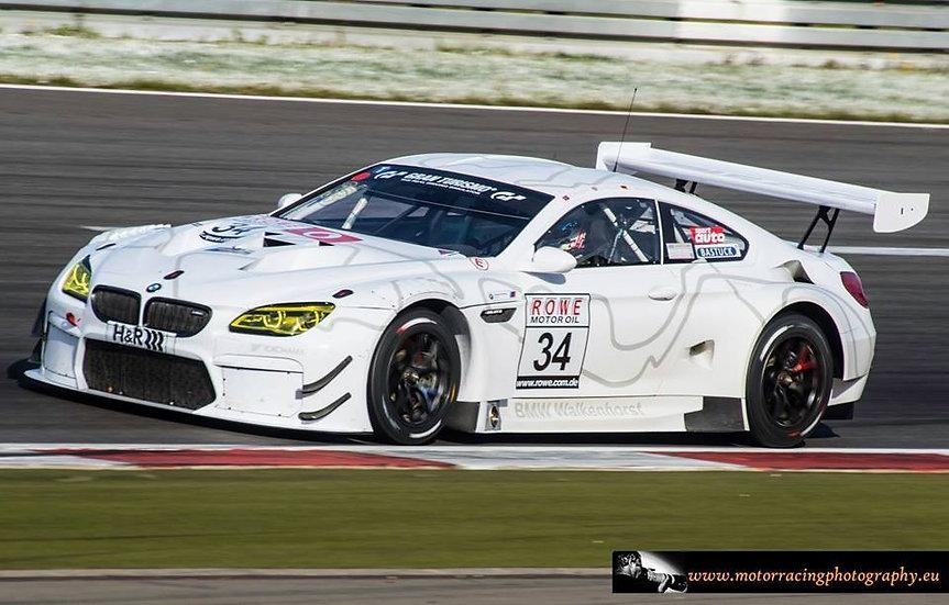 SK24086 M6 GT3 VLN 18 Team Walkenhorst #34