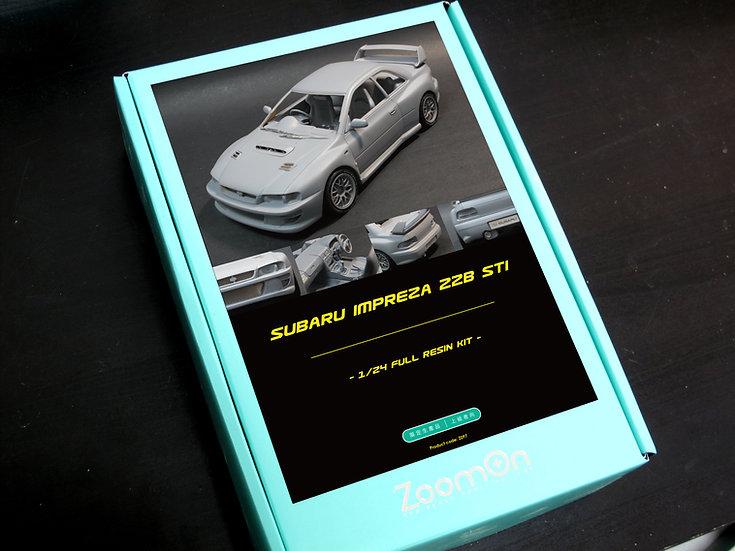 Z097 Subaru Impreza 22B STI