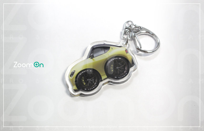 ZA022 Nissan Fairlady Z 7th gen Q Keychain