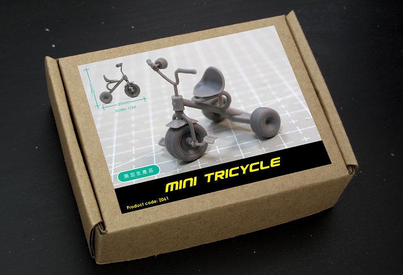 Z061 Mini Tricycle