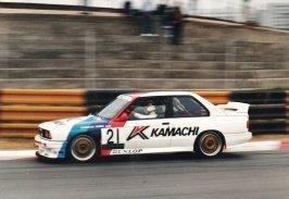 SK24054 BMW M3 E30 Macau Cup 1991 #21