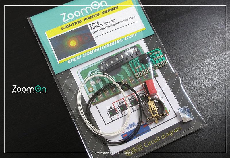 ZT018 Flashing light set