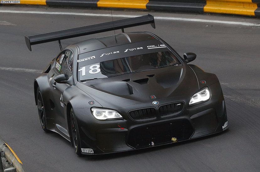 SK24076 BMW M6 GT3 FIA GT World Cup 17 #18