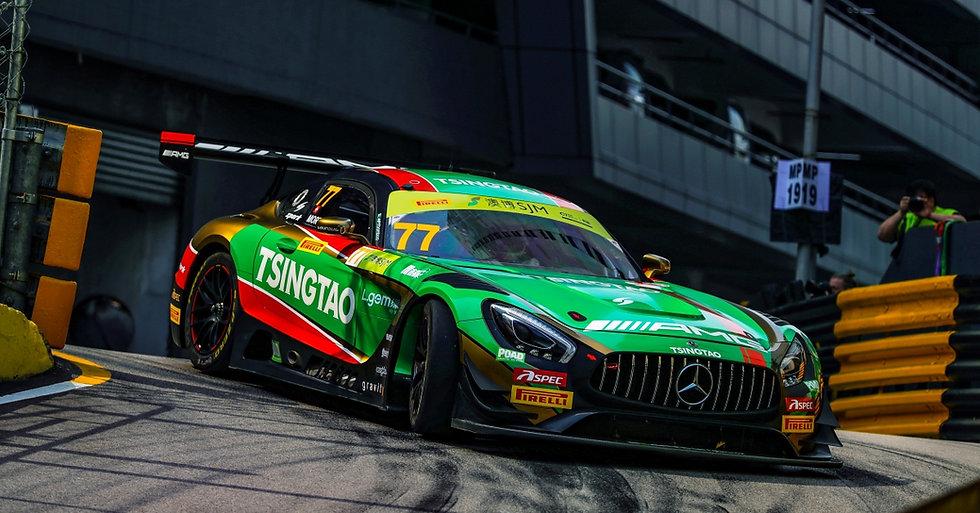 SK24110 Mercedes AMG GT3 FIA World Cup 19 #77