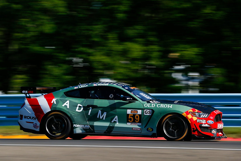 SK24116 Ford Mustang GT4 Continental Tire SportsCar Challenge Lime Rock 2018 #59