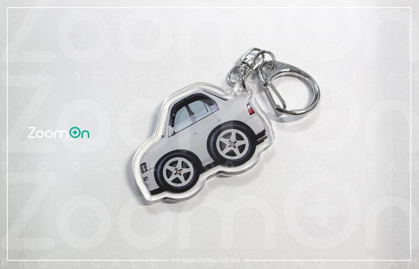 ZA019 Toyota Corolla AE100 TRD Q Keychain