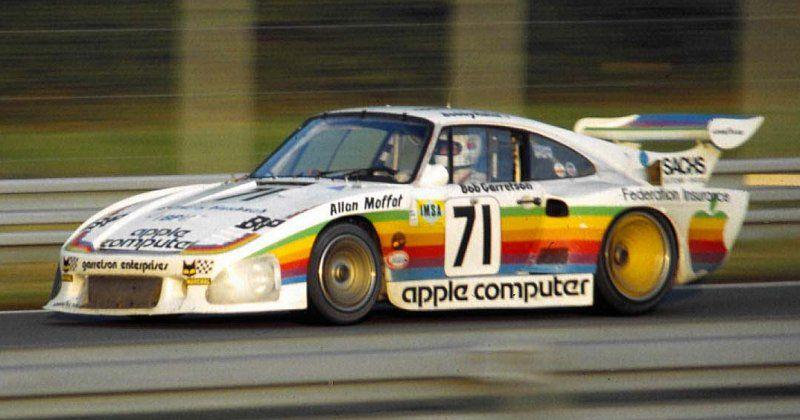 SK24106 Porsche 835 K3 LeMans 80 #71