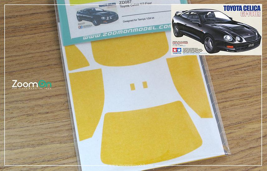 ZD087 Toyota Celica GT-Four