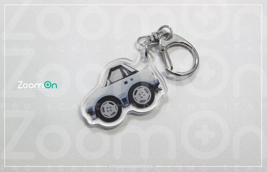 ZA006 Toyota MR2 AW11 Q Keychain