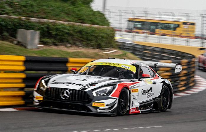 SK24083 Mercedes AMG GT3 FIA World Cup Macau 18 #999 R.Marciallo
