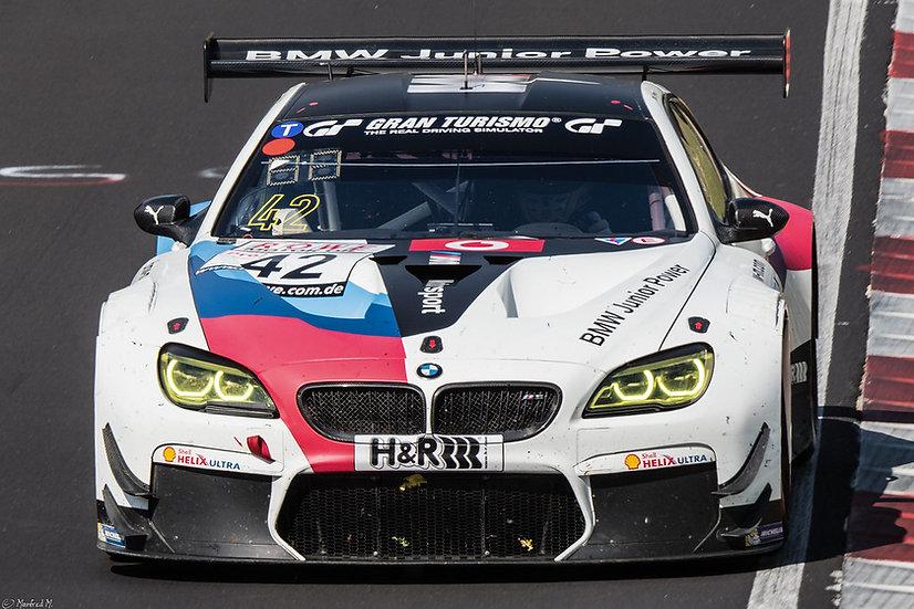 SK24075 BMW M6 GT3 VLN 2018 Team Schnitzer